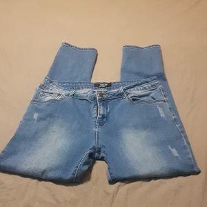 2/$20 Harlow boyfriend jeans
